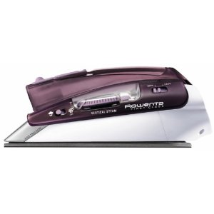 Rowenta DA1560 Classic 1000-Watt Compact Iron with Stainless-Steel Soleplate