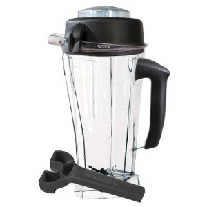 Vitamix Eastman Tritan 64-Ounce Container with Soft Grip Handle, Lid and Wrench