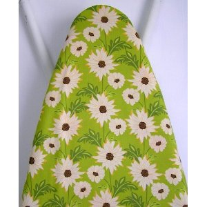 Hestia Houseworks Ironing Board Cover Daisy Path