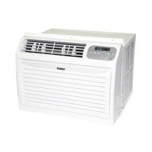 Haier HWR10XC6 10,000-BTU Window Air Conditioner with Remote Control