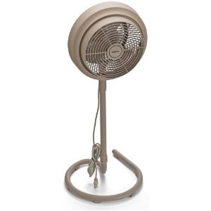 Holmes HPF1151MK-UM 3-Speed Outdoor Stand Fan with Misting Kit