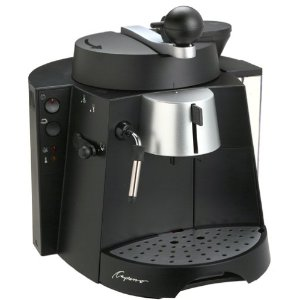 Capresso 121.01 Ultima Semi-Automatic Coffee and Espresso/Cappuccino Machine