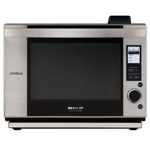 Sharp SuperSteam Microwave Oven