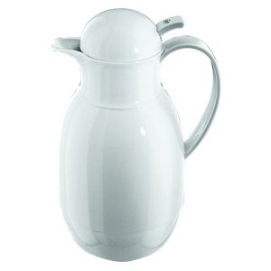 Alfi Sophie White Thermal Carafe, 8-Cup