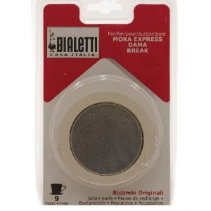 Replacement Gaskets and Filter Set, 9 Cup