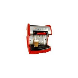 Itala Espresso Machine Red