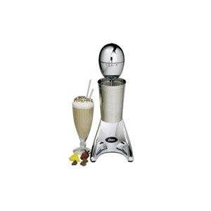Oster 6627 100-Watt Milkshake Drink Mixer, Chrome