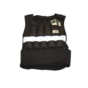 J Fit 30-Pound Adjustable Weighted Vest