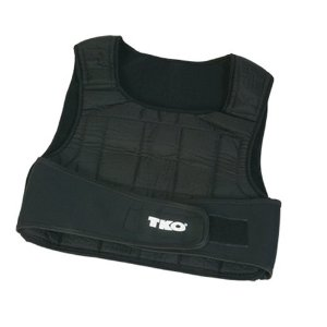 TKO 242WV Adjustable 20-Pound Weighted Vest