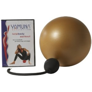 Yamuna Body Rolling Yellow Ball Kit