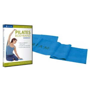 Gaiam Pilates Band Kit (Heavy Resistance)
