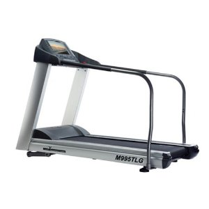 Motus USA M995TLG Treadmill with Fully Extending Handrails and Fully Integrated Samsung LCD TV