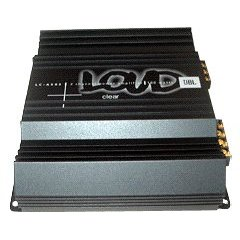 JBL LC-A502 Loud and Clear Series 2-Channel Automotive Power Amplifier