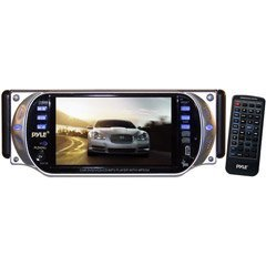 In-Dash 4.3'' TFT Monitor DVD/VCD/CD/MP3/CD-R/RW/AM/FM Receiver