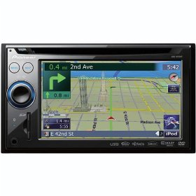 Pioneer AVIC-X910BT 5.8-Inch In-Dash Navigation A/V Receiver with DVD Playback and Bluetooth
