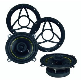 Kicker 07DS600 6-Inch 160mm Coax Speakers (Pair)
