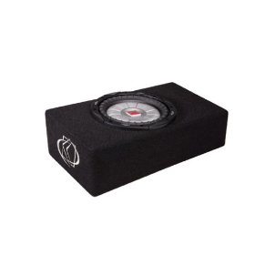 Kicker Comp 07TCVT104 Thin-Prof Seal Box 4-Ohm Subwoofer