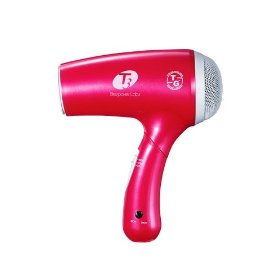 T3 Pink Overnight Travel Hair Dryer