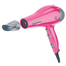 Hot Tools PINK Ionic Anti-Static 1875 Watts Blow Dryer