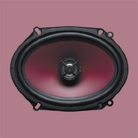 MB QUART DISCUS Series DKF 168 - Car speaker - 2-way - coaxial - 6