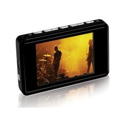 COBY MP-805 - Digital player / radio - flash 2 GB - WMA, MP3, protected WMA (DRM 10) - video playback - display: 2.4
