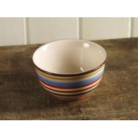 TV Series Two and a Half (2-1/2) Men 6 inch Soup / Cereal Bowls (SET OF 4)
