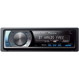 Pioneer DEH-P7000BT In-Dash CD/Mp3/Wma/iTunes AAC/Wav Receiver