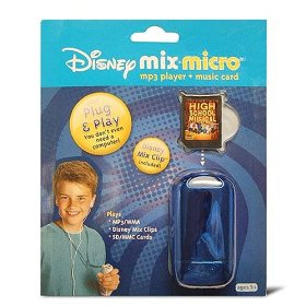 Digital Blue DS18800 Disney Mix Micro Blue MP3