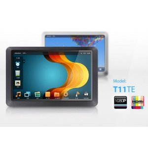 Ramos T11 TE 16GB 1080P Full HD PMP with Touchscreen