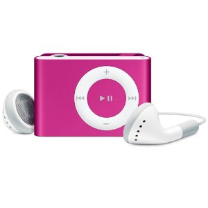 Pre-Owned 1GB iPod Shuffle - Pink (2nd Generation)