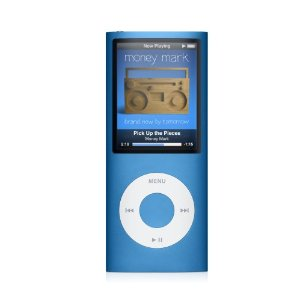 Apple iPod nano 8 GB Blue (4th Generation) [Previous Model]