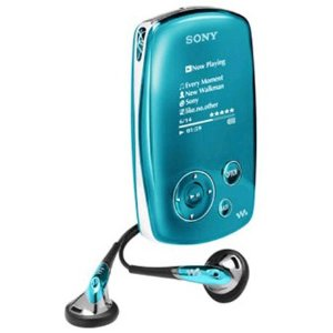 Sony NW-A1000 6GB Hard Disk WALKMAN MP3 Player Silver