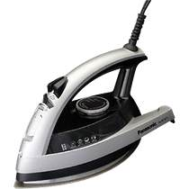 Panasonic niw750ts iron steam 360degree 1500w silver titanium