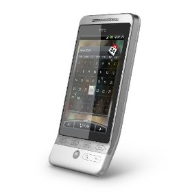 HTC A6262 SmartPhone Unlocked--International Version with No Warranty (White)