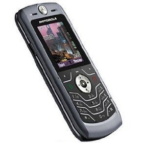 Motorola L6I i-Mode Version Cellular Phone - Unlocked ( Grey Color )