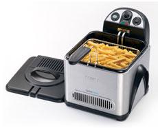 Presto 05463 steel deep fryer quick cool profry