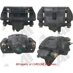 A1 Cardone 17-2845 Remanufactured Brake Caliper