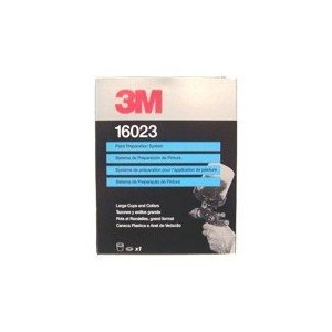 3M Marine 16023 PPS LARGE CUP & COLLAR 1/BX PAINT PREPARATION SYSTEM