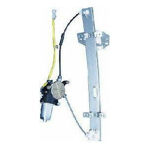 98-02 HONDA ACCORD SEDAN FRONT WINDOW REGULATOR LH (DRIVER SIDE), Power w/Motor (1998 98 1999 99 2000 00 2001 01 2002 02) H462908 72250S84A02