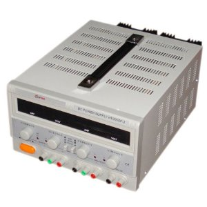 HYelec HY3005F-3 VARIABLE DC TRIPLE OUTPUT POWER SUPPLY 30V 5A