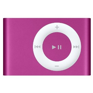 Apple iPod shuffle 1 GB Pink (2nd Generation) [Previous Model]