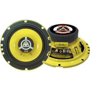 PYLE PLG6.2 6.5-Inch 240 Watt Two-Way Speakers