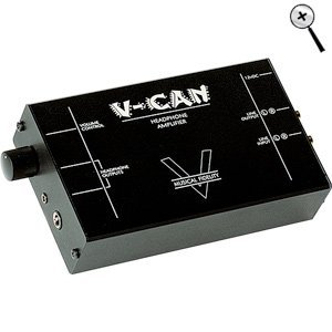 Musical Fidelity V-CAN Tube Headphone Amplifier
