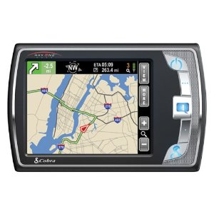 Cobra GPSM 4000 Nav One Mobile Navigator
