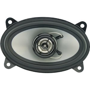 Power Acoustik KP-462N KP Series 180-Watt 2-Way 4-Inch X 6-Inch Full Range Speakers