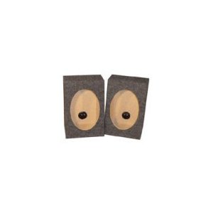 R/T 6x9 Truck Style Speaker Enclosure - Pair