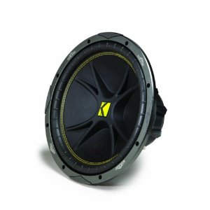 Kicker Comp 07C108 10-Inch 8-Ohm Subwoofer