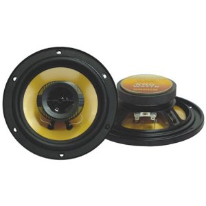 Pyramid 652GS 6.5-Inch 200-Watts 2-Way Speakers