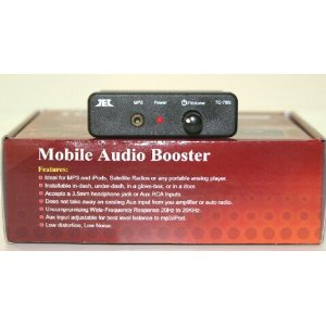 Technolink TC-780i Mobile iPod / MP3 Input Booster