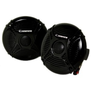 Pair of Brand New Cadence Sqs-65b Marine/boat Waterproof 6.5